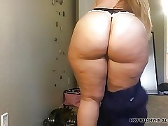 Bubble Butt sex tube - films porno bbw