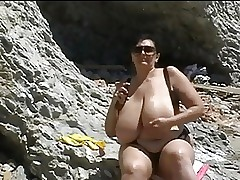 Plage hot videos - fat girls